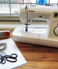 Lær din symaskine at kende